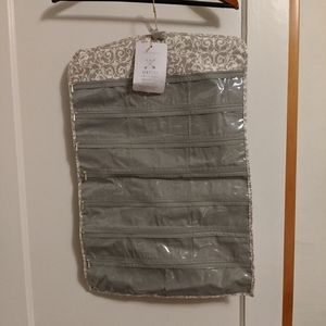 Free with purchase - NWT hanging jewelry organizer
